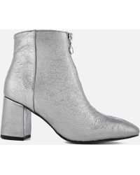Rebecca Minkoff - Stefania Heeled Ankle Boots - Lyst