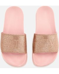 Superdry - Pool Slide Sandals - Lyst