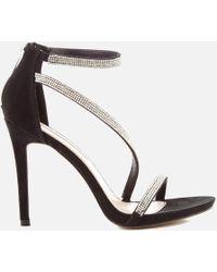 Miss Kg - Women's Dutchess Strappy Heeled Sandals - Lyst