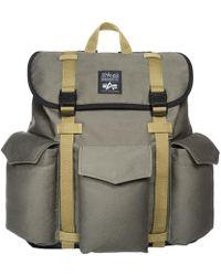 Alpha Industries - X Manhattan Portage Jungle Backpack - Lyst