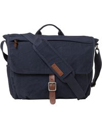 Alternative Apparel - Mailbag Compu-messenger - Lyst