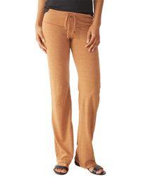 Alternative Apparel | Eco-jersey Long Pants | Lyst