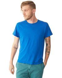 Alternative Apparel - Destroyed Mens T-shirt - Lyst