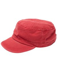 Alternative Apparel - Fidel Cap W/cross Stitch Top - Lyst