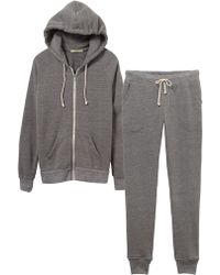 Alternative Apparel | Knockout Suit Eco-fleece Adrian Hoodie + Jogger Pants Bundle | Lyst