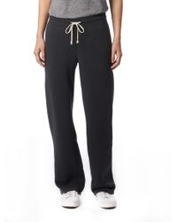 Alternative Apparel - Eco Fleece Lounge Pants - Lyst
