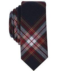 Original Penguin - Men's Deming Plaid Skinny Tie - Lyst