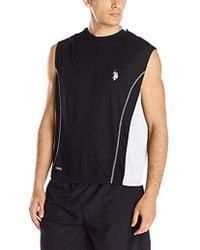 U.S. POLO ASSN. - Muscle T-shirt - Lyst