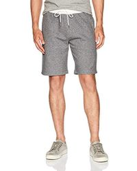 71cda91e64 Lyst - Kenneth Cole Reaction Ticking Stripe Shorts in Blue for Men