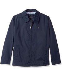 f0b6ab74 Tommy Hilfiger - Big Lightweight Microtwill Golf Jacket (regular & Big-tall  Sizes)