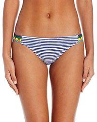Sperry Top-Sider - Carribean Sunset Stripe Hipster Bikini Bottom - Lyst