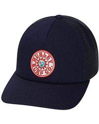 new styles bceb0 56de5 Hurley - Del Sol Trucker Hat - Lyst