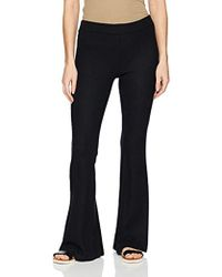 Volcom - Lil Pull On Fitted Rib Pant - Lyst