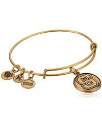 ALEX AND ANI - North Carolina State University Rafaelian Bangle Bracelet - Lyst