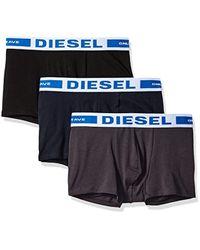 DIESEL - Umbx-korythreepack Fresh & Bright Boxer 3pack - Lyst