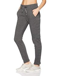 92b09113cc123f Hue Relaxed Weekend Leggings in Gray - Lyst