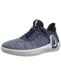 9b48ca7869f6 Lyst - Ecco Intrinsic 3 Fashion Sneaker in Black for Men