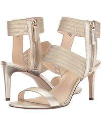 Nine West - Ilyse Fabric Sandal - Lyst
