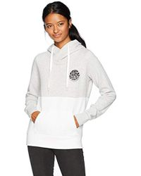 Rip Curl - Fifty Hoodie - Lyst