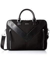 DIESEL - Mr. V Zipper Mr. V-briefcase - Lyst