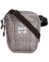 Herschel Supply Co. - Cruz Cross Body Bag - Lyst 412b491b3d968