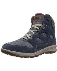 64d53bff1 Jack Wolfskin - Vancouver Texapore Mid W Fashion Boot - Lyst