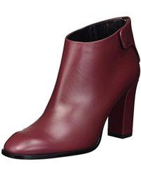 Via Spiga - Aston Ankle Bootie Boot - Lyst