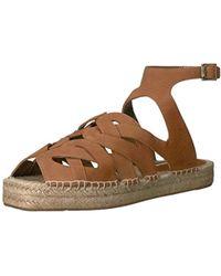 Cynthia Vincent - Pebbles Platform Sandal - Lyst