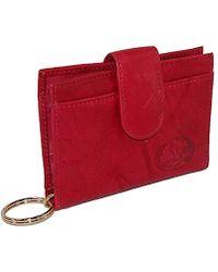 wholesale dealer 83475 9dd2b Lyst - Buxton Thin Holder Card Case