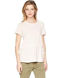 Stateside - Front Casing Raglan Top - Lyst