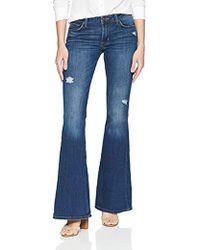 Hudson Jeans - Mia 5 Pocket Midrise Flare - Lyst