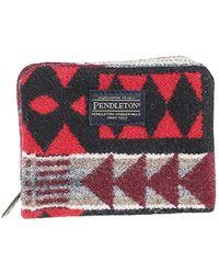 Pendleton - Mini Accordion Wallet - Lyst