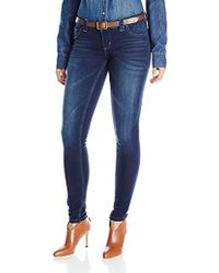 Wrangler - Rock 47 Sits Above Hip Jean - Lyst
