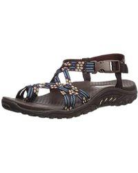 e0c2a78ce40c Skechers - Reggae-Loopy Sandals - Lyst