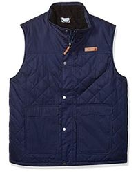 Columbia - Amins Pass Quilted Vest - Lyst