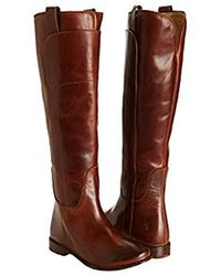 Frye - Paige Tall Riding Boot - Lyst