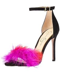 4650af1b3f Women's Jessica Simpson Sandal heels On Sale - Lyst
