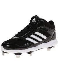 10af970f4108 adidas - Performance Excelsior Pro Metal Mid Baseball Cleats Turf Shoes -  Lyst