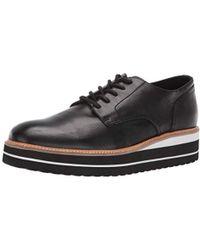 ba1466732a1 Lyst - Naturalizer Aibileen Platform Loafers in Black for Men