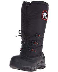 Sorel - Snowliontm Xt (white/red Quartz) Women's Boots - Lyst