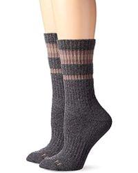 Carhartt - Thermal Heavy Duty Crew 2-pair Socks - Lyst