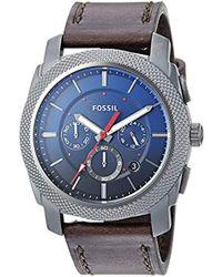 Fossil - S Machine Chronograph - Fs5388 - Lyst