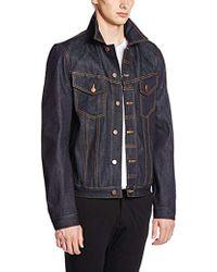 Nudie Jeans - Billy Denim Jacket - Lyst