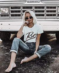 RVCA - Scribe Pocket T-shirt - Lyst