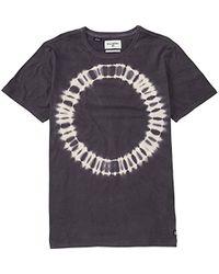 Billabong - Riot Short Sleeve Crew Knit - Lyst