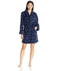 Lucky Brand - Wrap Me Up Plush Robe - Lyst
