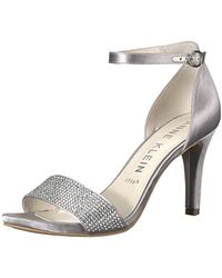 beda71e5ab9 Anne Klein - Odree Ankle Strap Evening Sandal Heeled - Lyst