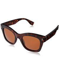99ab200403 Joe s Jeans - S Jj 16011 Square Fashion Designer Uv Protection Sunglasses -  Lyst