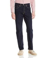 Levi's - 550 Relaxed Fit Stretch Jeans - Lyst