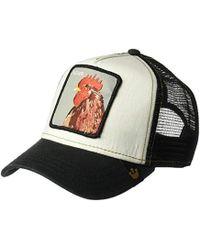 f38bf38b71d Goorin Bros - Animal Farm Snap Back Trucker Hat (olive Donkey) Caps - Lyst